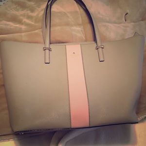 Authentic large Kate Spade tote